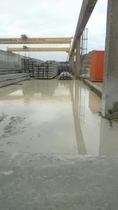 riool verstop wateroverlast
