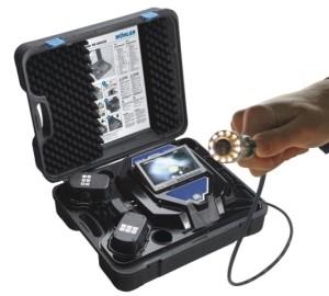 mini camera riool inspectie